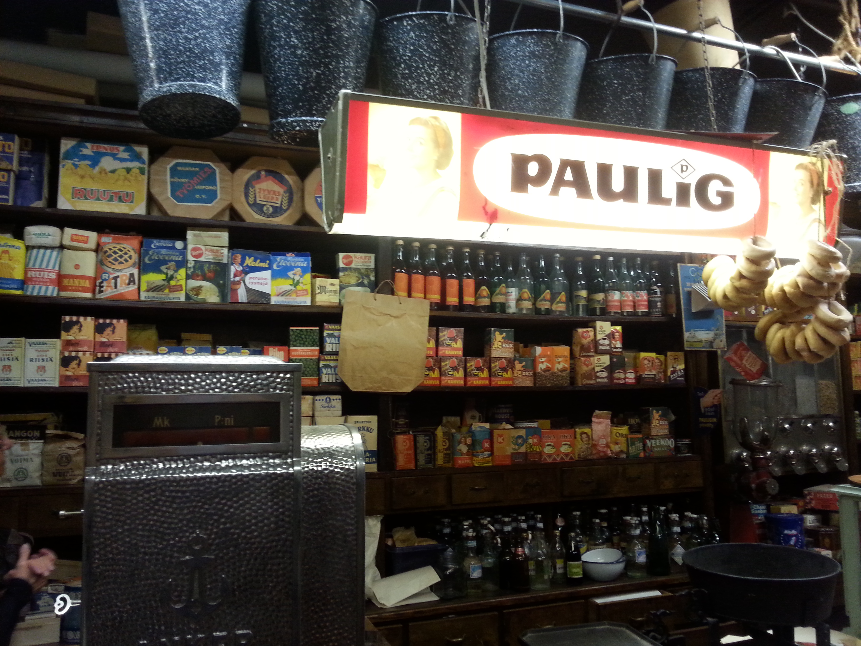 Vintagekauppa