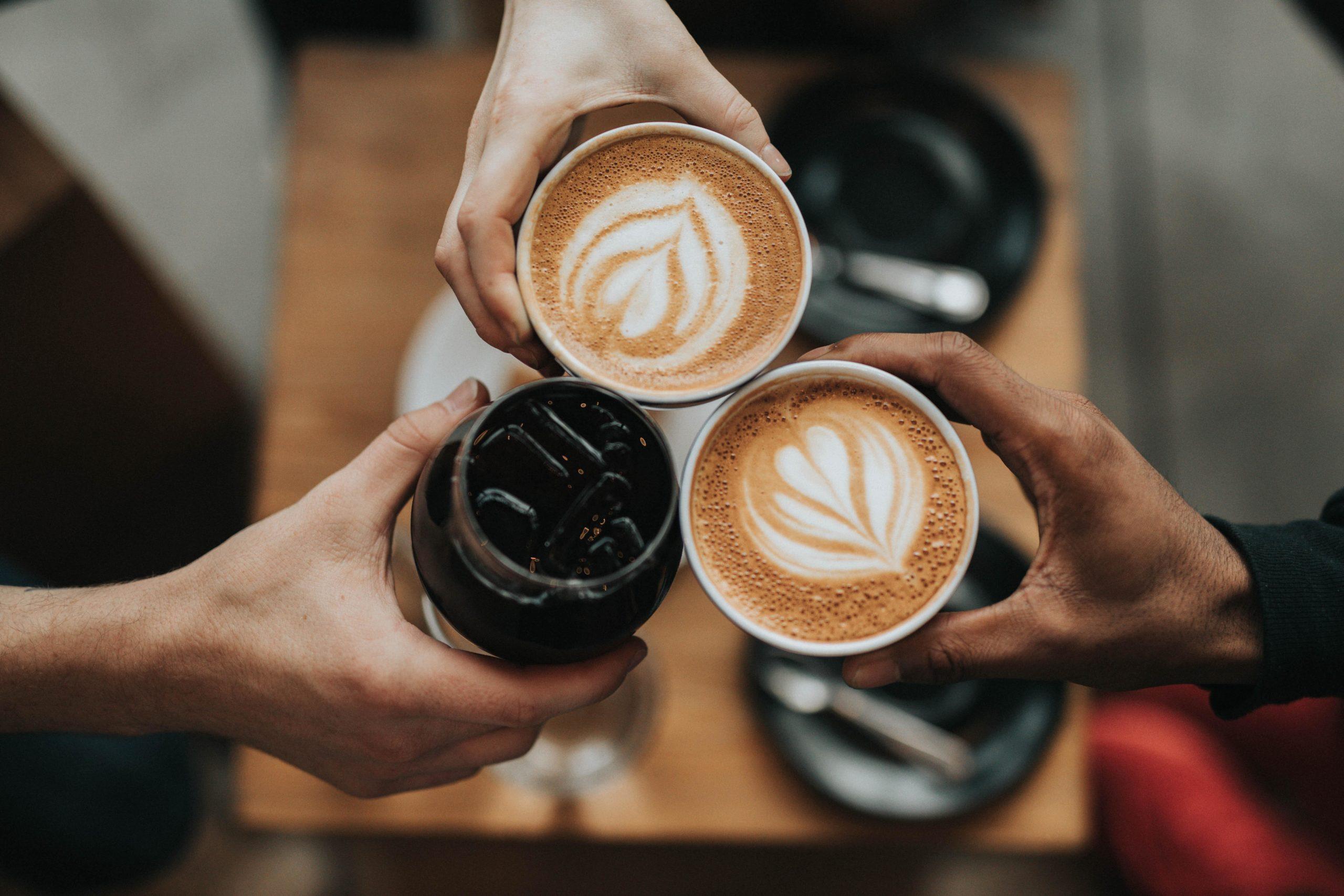 Kahvikuppeja